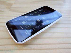 Samsung Galaxy Nexus blanc